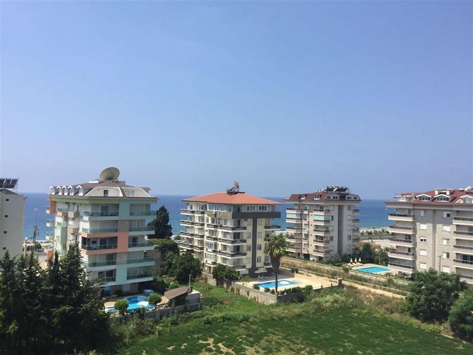 027 – Kestel Beach Residence