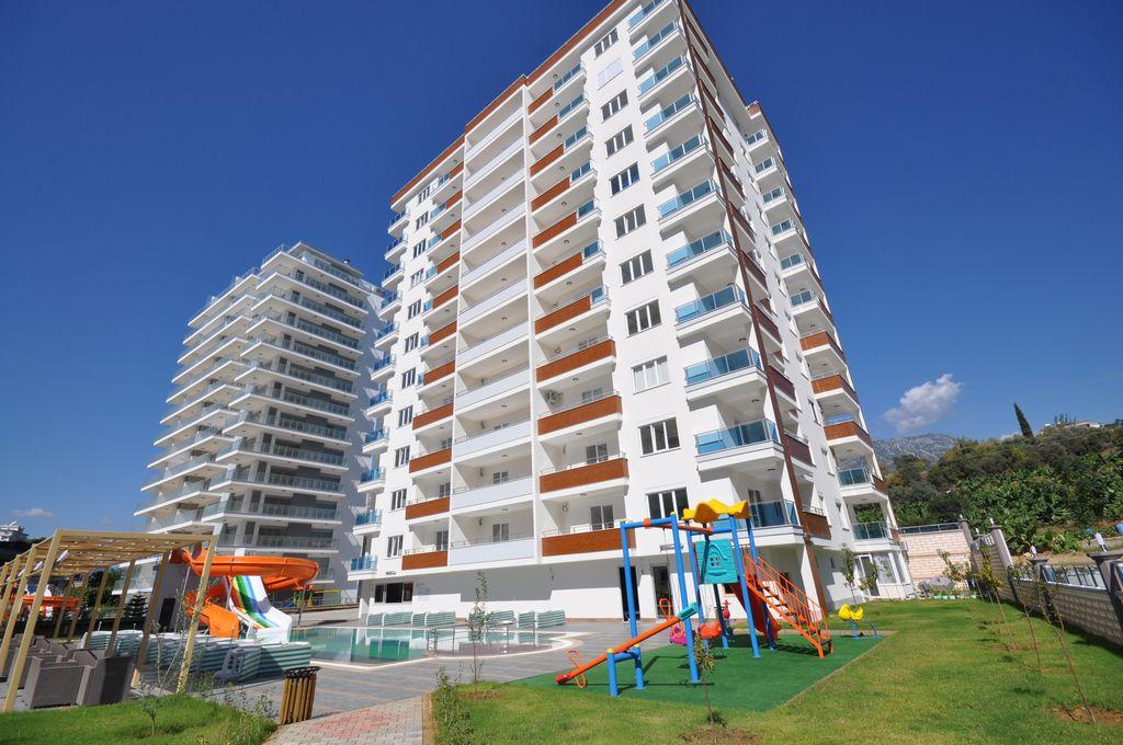 (ENGLISH |) A074 – New Apartments – Mahmutlar – Alanya – Turkey
