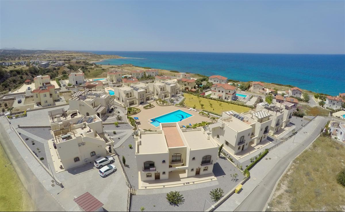 (ENGLISH |) C002 – 1+1 Communal Apartments –  – Esentepe – Kyrenia – North Cyprus