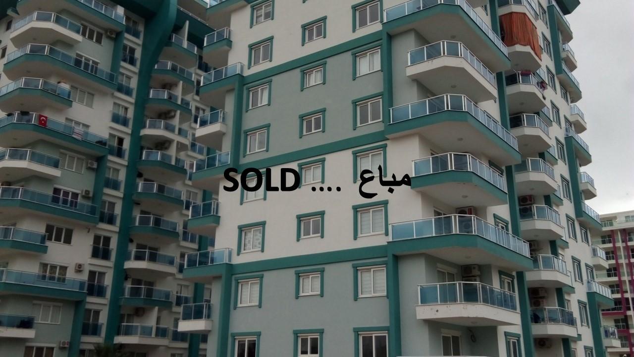 (ENGLISH |) A060 – 1+1 Unfurnished Apartment in Mahmutlar – Alanya