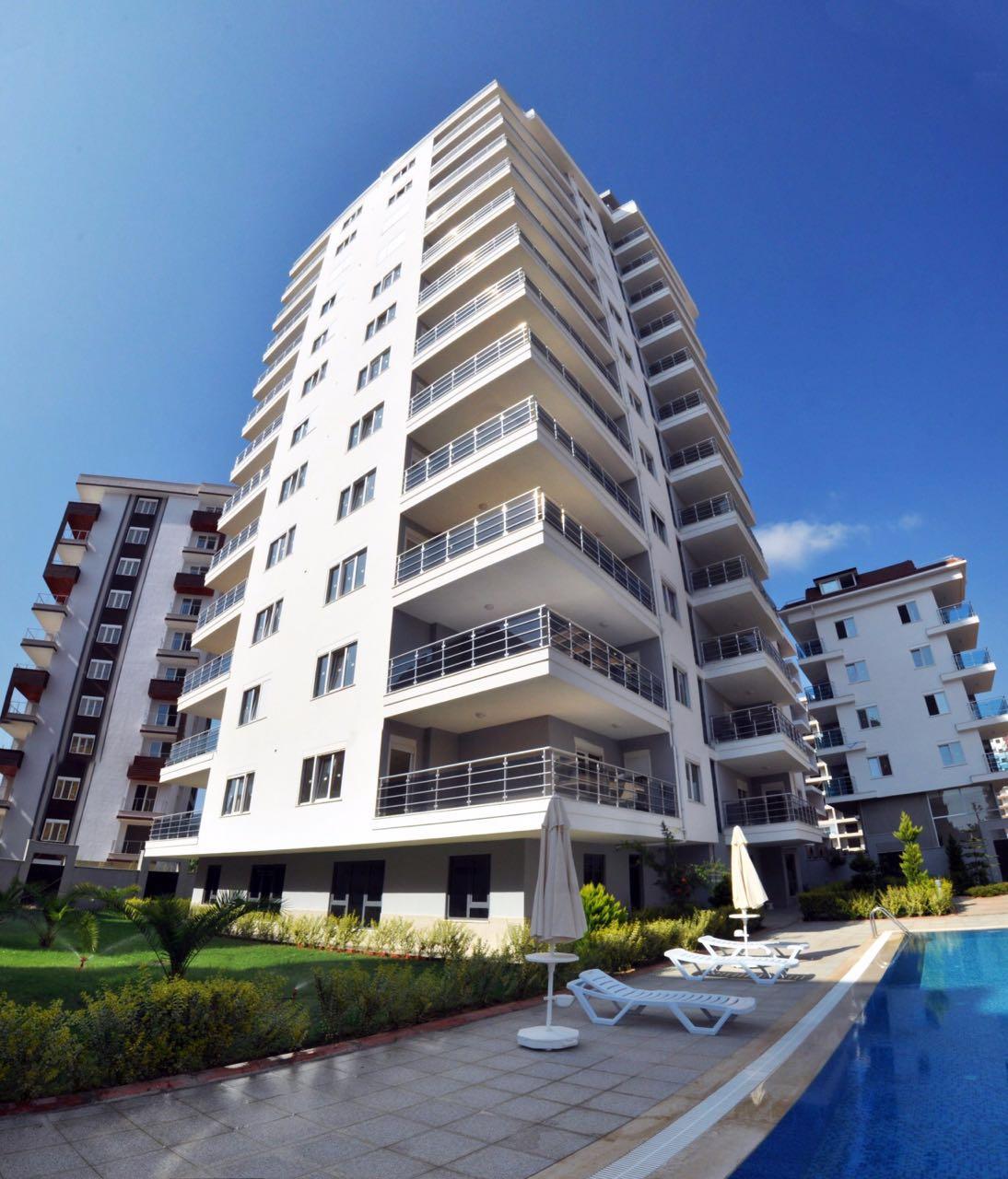 (ENGLISH |) A040 – New Apartments 2+1 For Sale – Mahmutlar – Alanya – Turkey