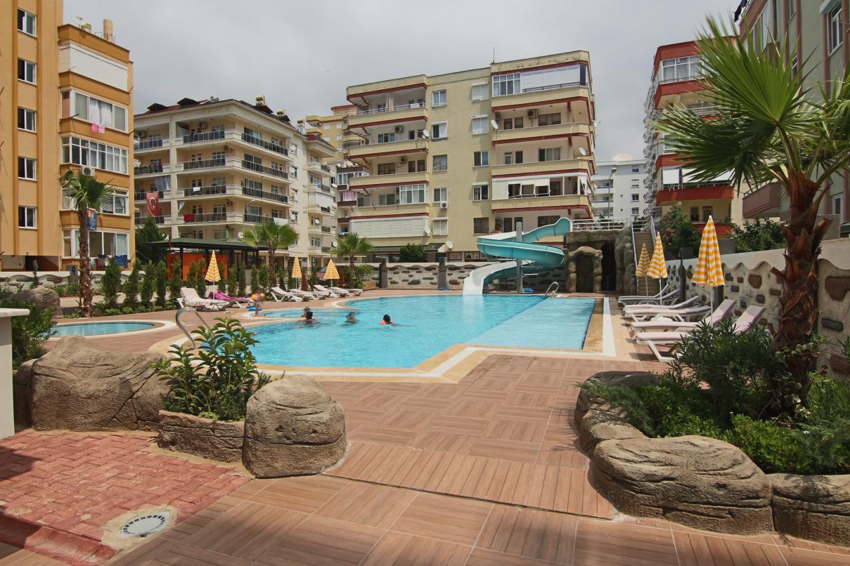(ENGLISH |) A011 – 3 Apartments 1+1 – Mahmutlar – Alanya – Turkey