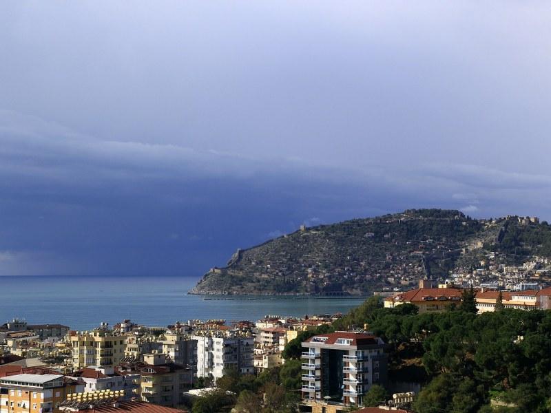 (ENGLISH |) A305 – Luxury 6 Bedroom Penthouse Smart Apartment – Cikcilli – Alanya – Turkey