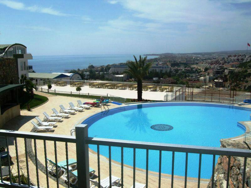 (ENGLISH |) 3+1 Penthouse – Sunset Beach VIP Complex – Konakli – Alanya – Turkey